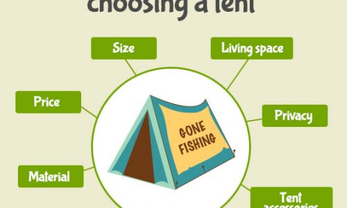 Ultimate Guide To Camping with Kids Infographic