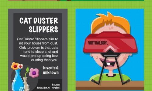 10 Bizarre Home Inventions